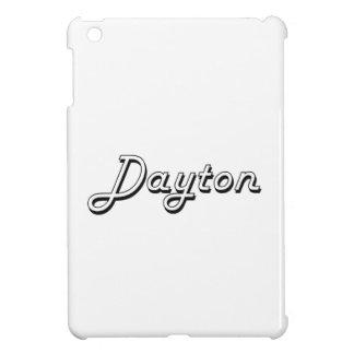 Diseño conocido retro clásico de Dayton