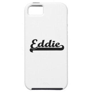 Diseño conocido retro clásico de Eddie Funda Para iPhone 5 Tough