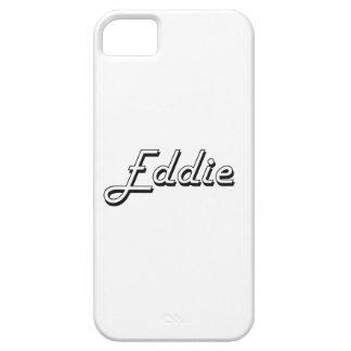 Diseño conocido retro clásico de Eddie iPhone 5 Funda