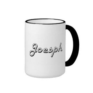 Diseño conocido retro clásico de Joesph Taza A Dos Colores