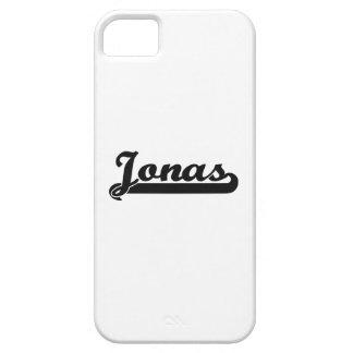 Diseño conocido retro clásico de Jonas iPhone 5 Carcasas