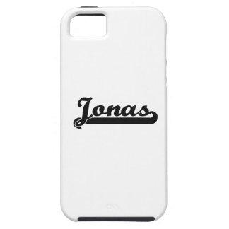 Diseño conocido retro clásico de Jonas iPhone 5 Funda