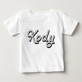 Diseño conocido retro clásico de Kody T Shirts