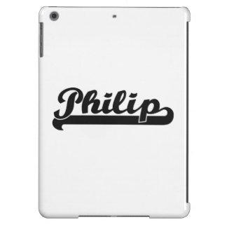 Diseño conocido retro clásico de Philip Funda Para iPad Air