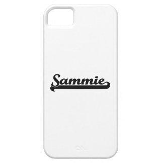 Diseño conocido retro clásico de Sammie Funda Para iPhone 5 Barely There