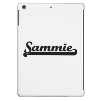 Diseño conocido retro clásico de Sammie Funda Para iPad Air