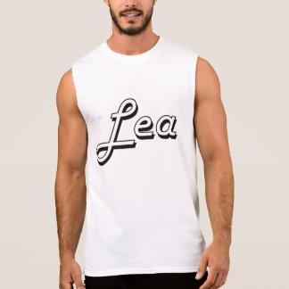 Diseño conocido retro clásico del pasto camiseta sin mangas