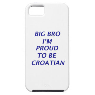 Diseño croata iPhone 5 carcasas