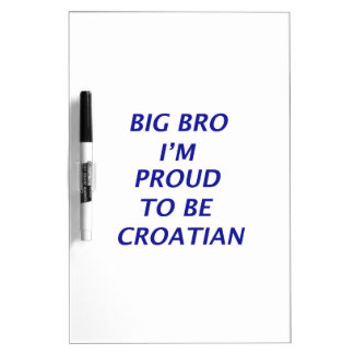 Diseño croata tableros blancos