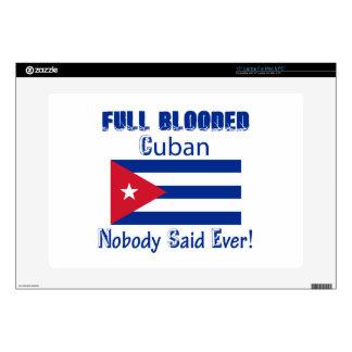 Diseño cubano del ciudadano portátil 38,1cm skins
