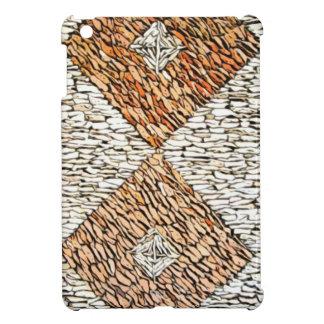 Diseño de 1000 piedras iPad mini protectores