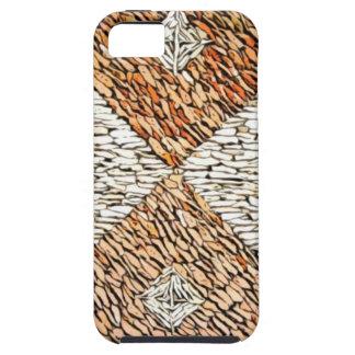 Diseño de 1000 piedras iPhone 5 fundas