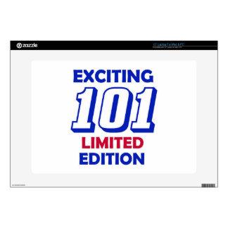 Diseño de 101 cumpleaños skins para 38,1cm portátil