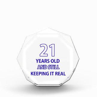 diseño de 21 cumpleaños