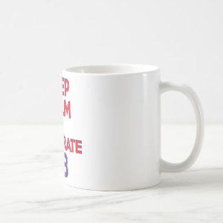 diseño de 58 cumpleaños taza de café