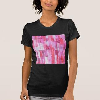 Diseño de Abstact de la pintura original Camiseta