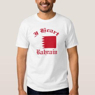Diseño de Bahrein Playera