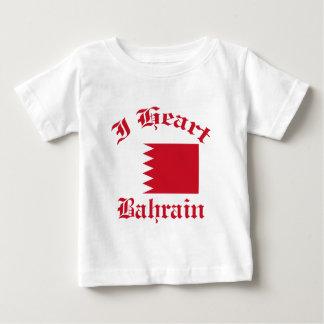 Diseño de Bahrein Playera Para Bebé