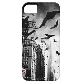 Diseño de BATMAN iPhone 5 Case-Mate Carcasa