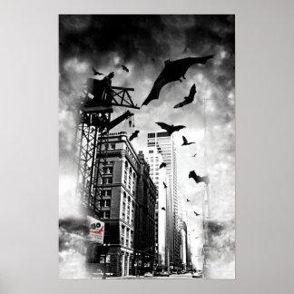 Diseño de BATMAN Impresiones