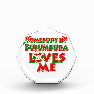 Diseño de Burundi