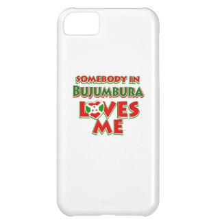 Diseño de Burundi Carcasa iPhone 5C