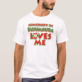 Diseño de Burundi Playera