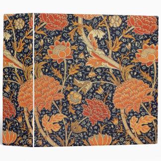 """Diseño de Cray del papel pintado de William Morris Carpeta 2"""""""