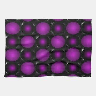 Diseño de CricketDiane del tablero de ajedrez de l Toallas De Cocina
