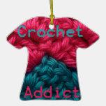 Diseño de CrochetAddict part1 C2C Adorno Para Reyes