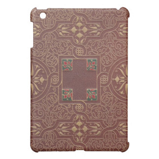 Diseño de cuero iPad mini cárcasa