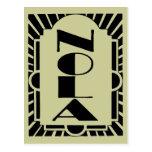 Diseño de Decco del arte de NOLA Postales