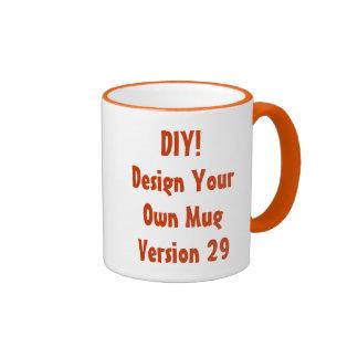 Diseño de DIY su propio artículo de encargo del re Taza