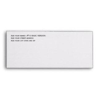 Diseño de DIY su punto de papel 06 del regalo de Sobres