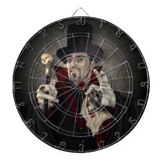 Diseño de Drácula de la cuenta Tablero Dardos
