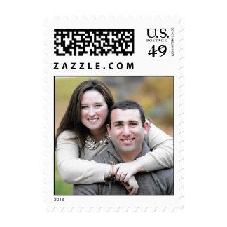 Diseño de encargo de la foto timbre postal