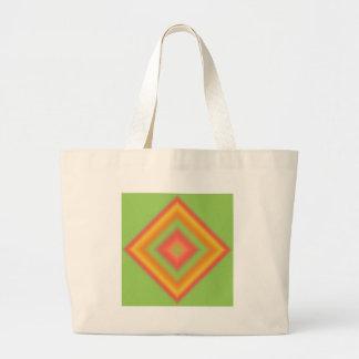 Diseño de encargo del extracto del diamante bolsas