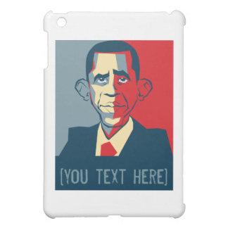 Diseño de encargo del texto de Obama