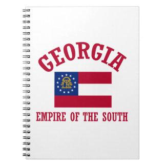 Diseño de Georgia Cuadernos