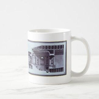 Diseño de Giacomo Quarenghi- del teatro de la ermi Taza De Café