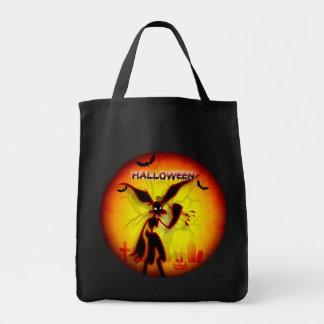 diseño de Halloween Bolsas