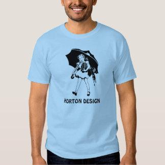 Diseño de Horton Poleras