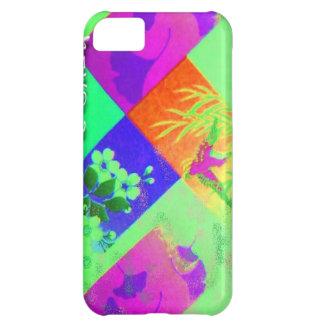 Diseño de Japón Carcasa iPhone 5C