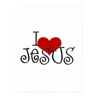 Diseño de Jesús del ♥ I Tarjetas Postales