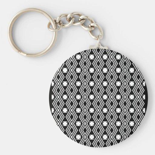 diseño de k Artisanware Llavero Redondo Tipo Pin