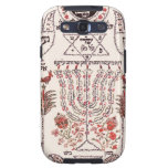 Diseño de Kabbalah Galaxy S3 Carcasa