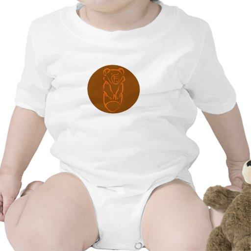Diseño de Koda del oso de Disney Brother Traje De Bebé