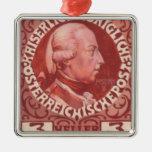 Diseño de Koloman Moser- para el sello del anivers Ornato