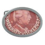 Diseño de Koloman Moser- para el sello del anivers Hebilla De Cinturón