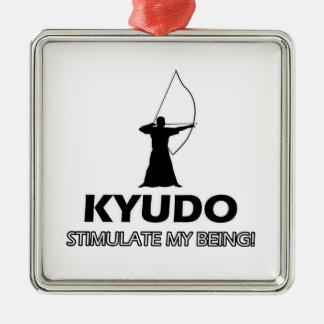 diseño de Kyudo del funn Ornamentos De Reyes